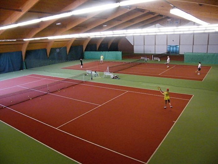 Sportcentrum-krytá hala