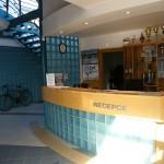 Sportcentrum-recepce
