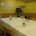 Penzion Holé Vrchy-konferenční místnost