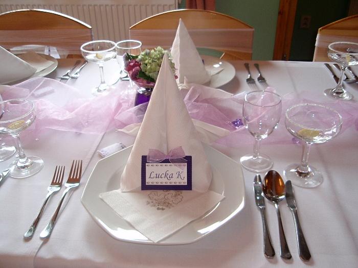 Svatební tabule-detail